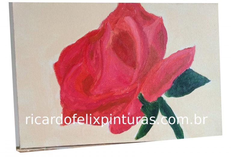 Flor Rosa 2