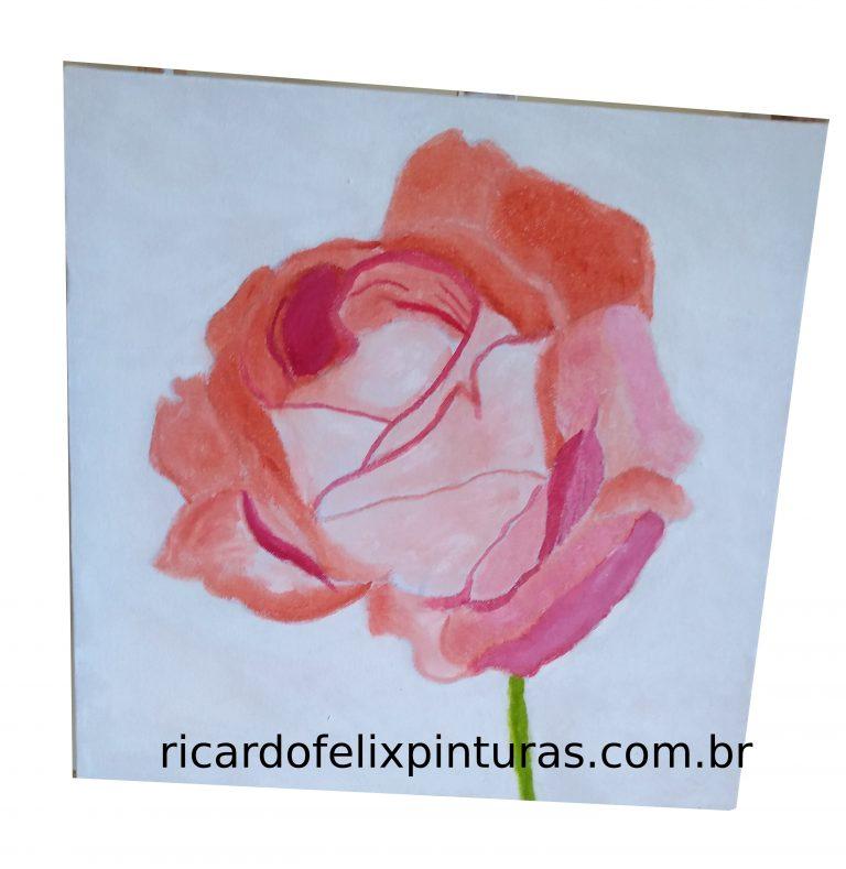 Flor Rosa 1